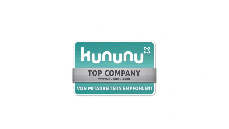 Top Company Seal by kununu