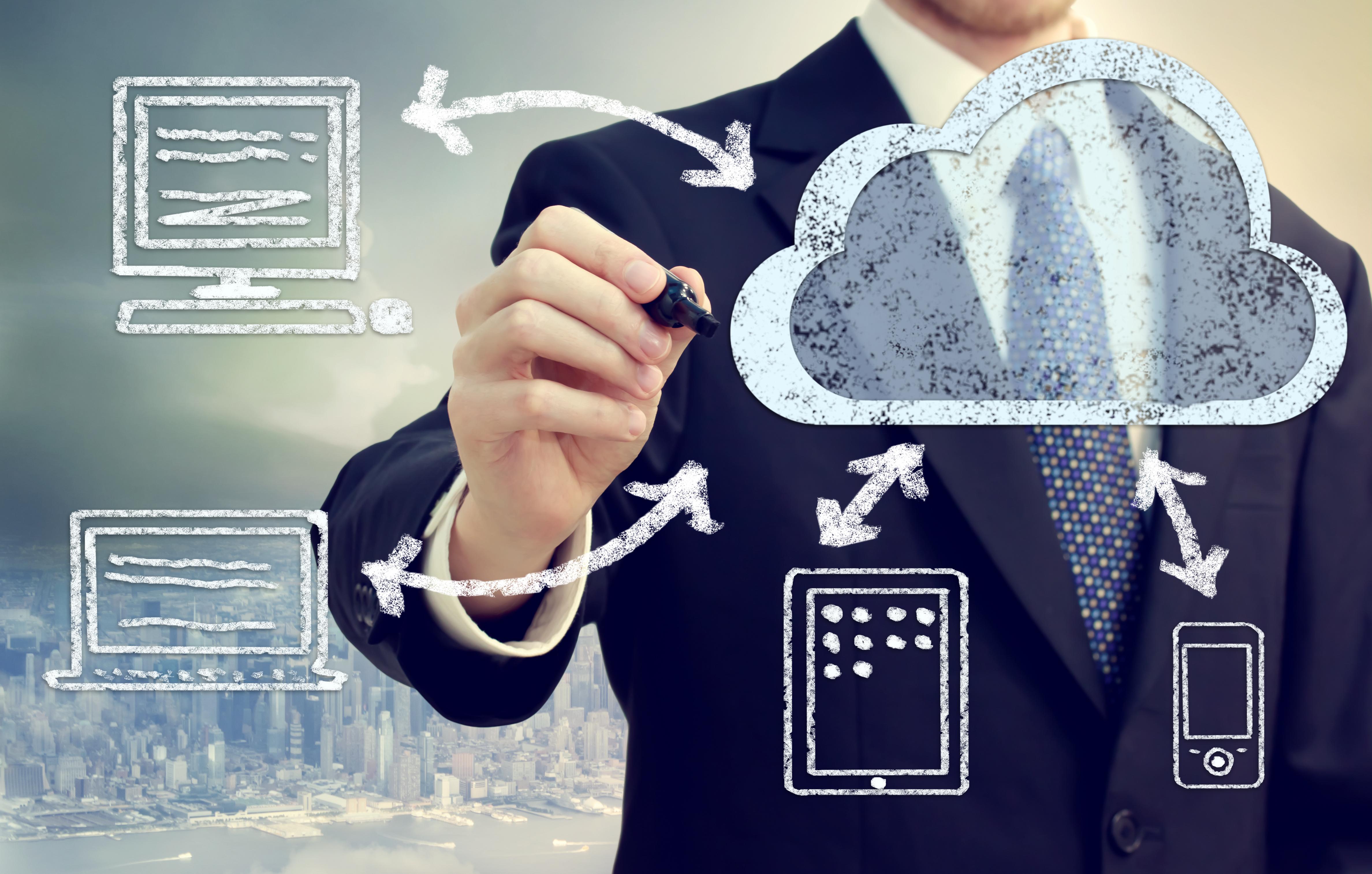 Kostenloses Infopaket: Cloud-Lösung als zweites Rechenzentrum