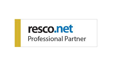 Sycor ist Professional Partner von Resco.