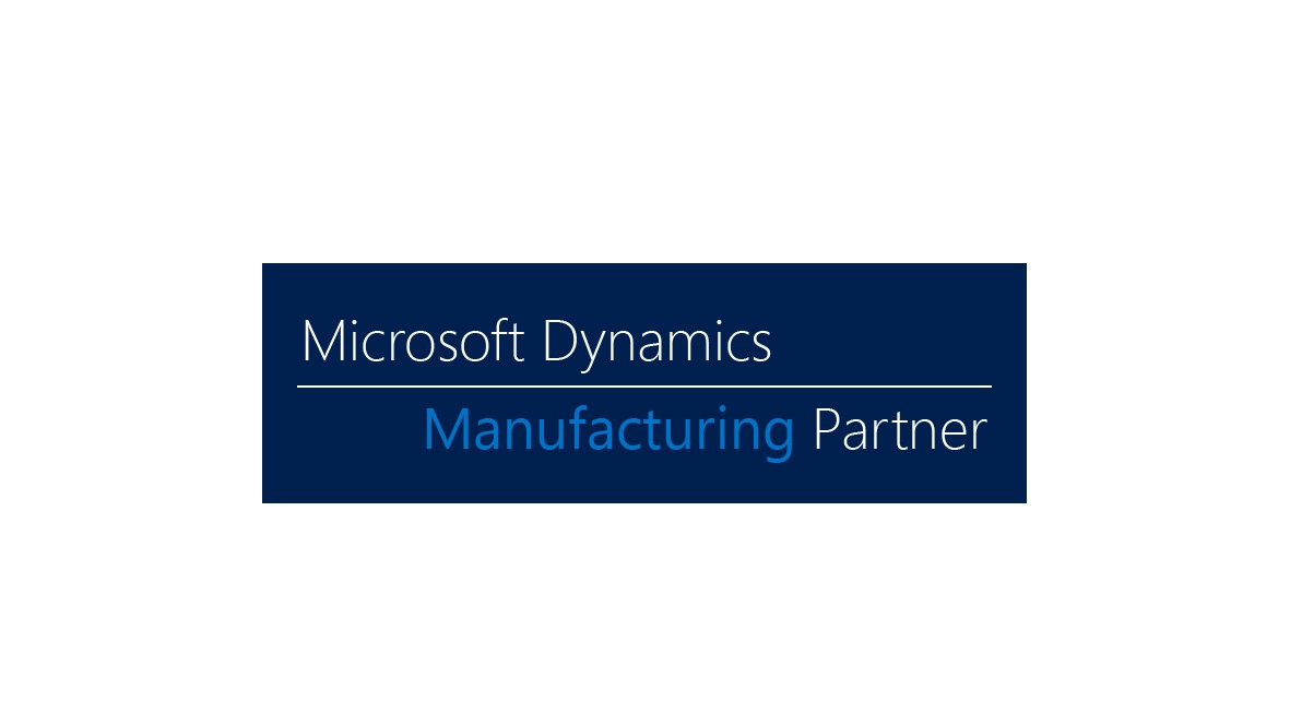 Sycor is Microsoft Dynamics Manufactoring Partner