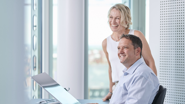 Microsoft-Services aus einer Hand – zuverlässig und kompetent.