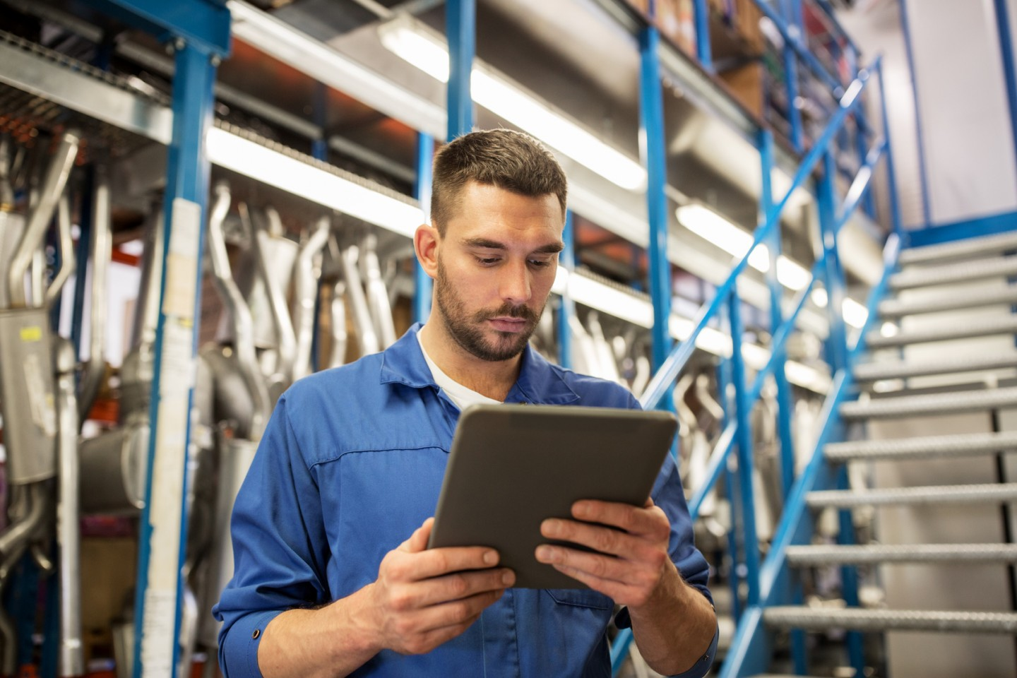 Integrated software solutions for the service industry