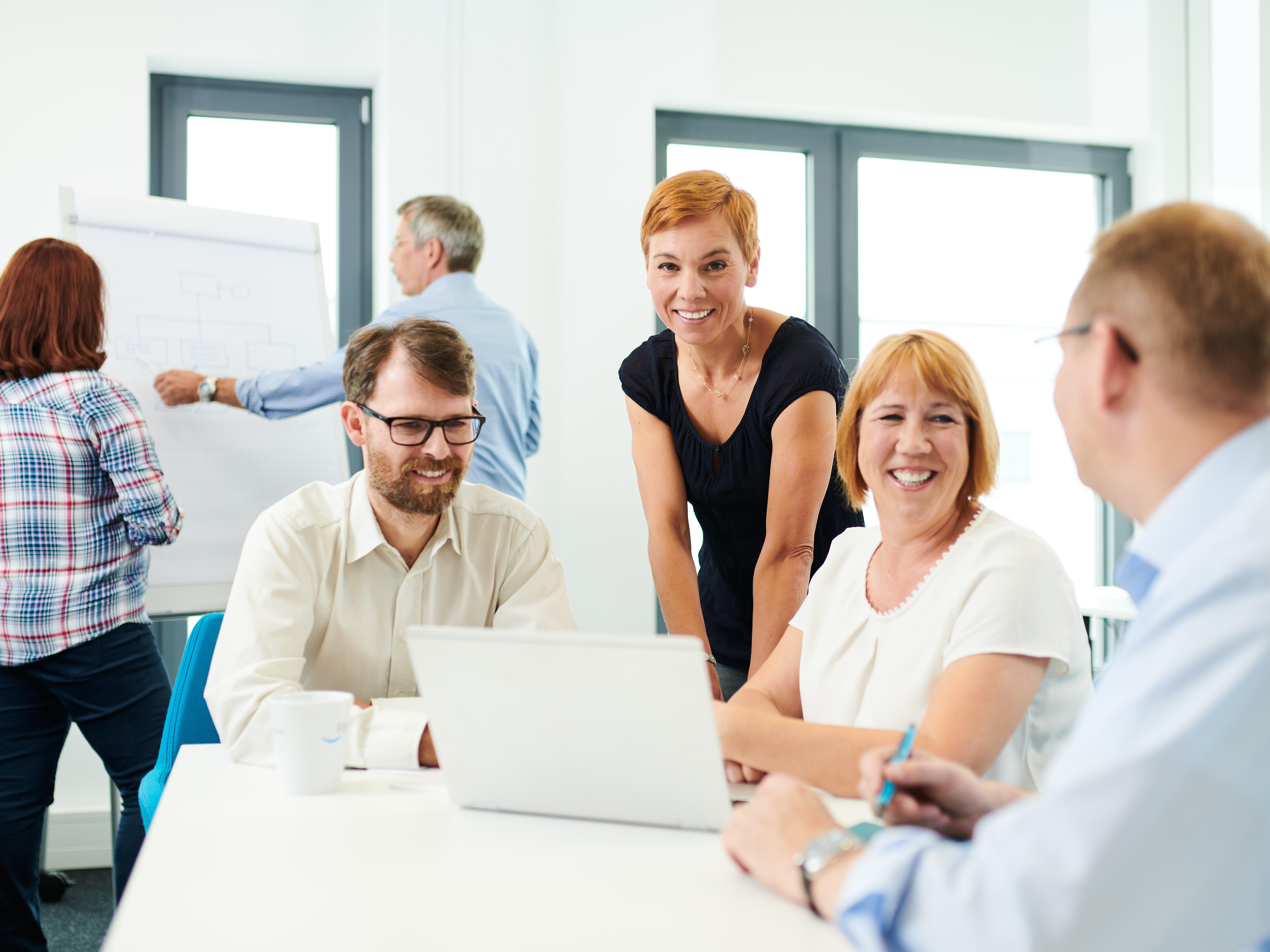Digitalization with SAP