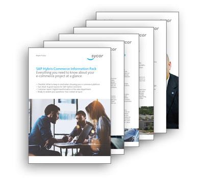 SAP Commerce Cloud Information Pack