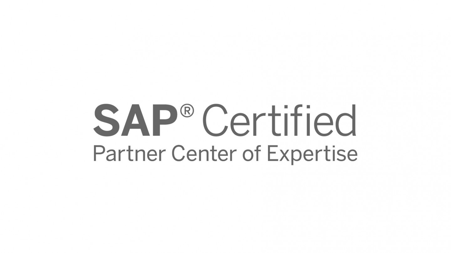 Sycor is SAP Certified Partner Center of Expertise