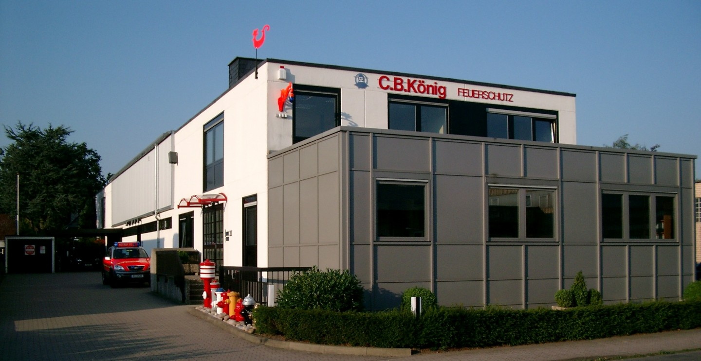 New Microsoft Dynamics ERP system for C.B. König