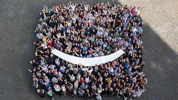 20 Jahre Sycor - Unsere Geschichte - Sycor Smile
