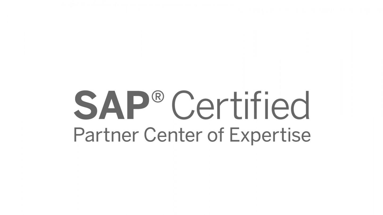 Sycor ist SAP Certified Partner Center of Expertise