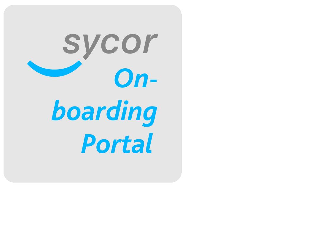 Logo Sycor.OnboardingPortal