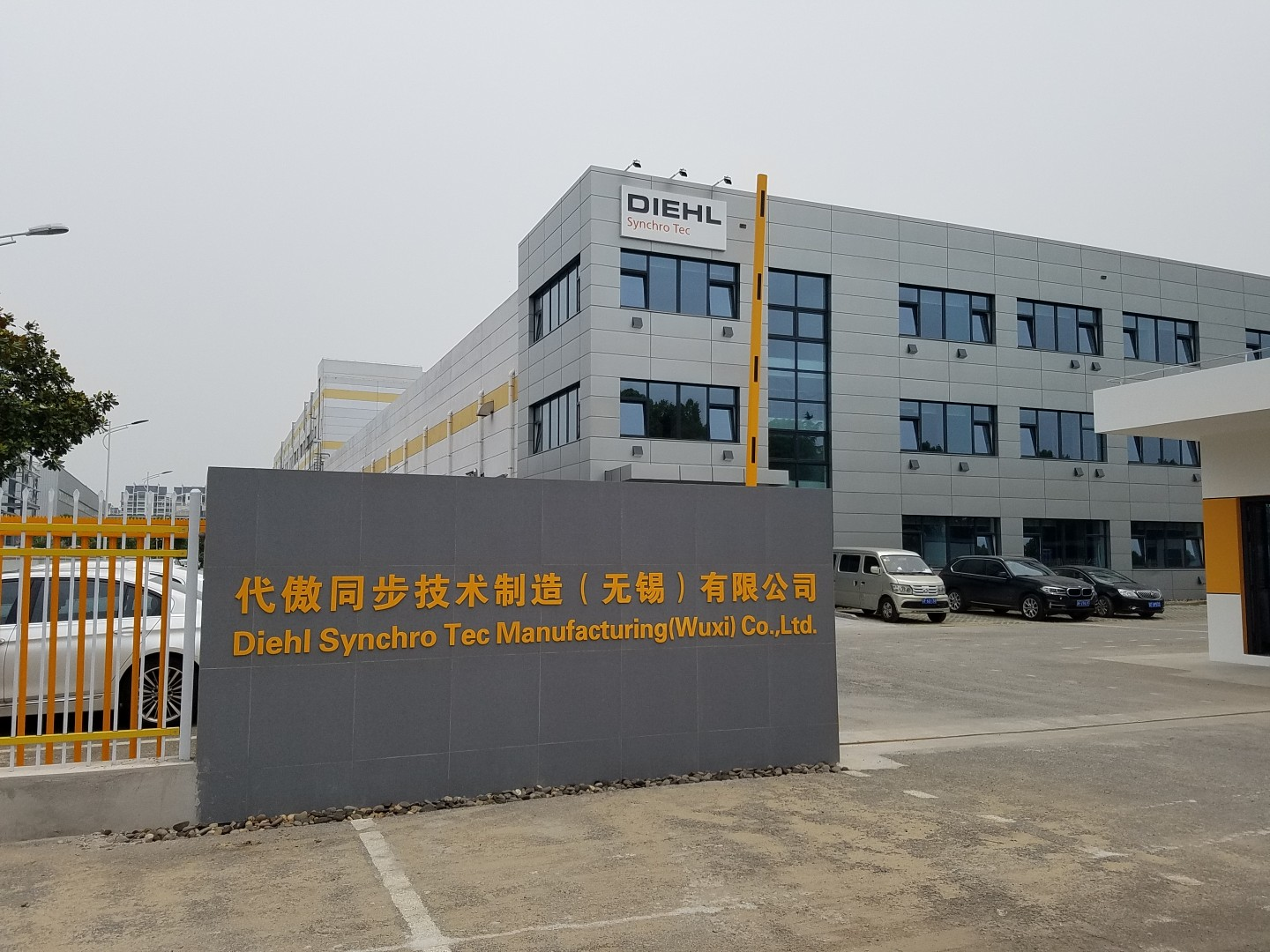 SAP implementation at Diehl SynchroTec in Wuxi, China