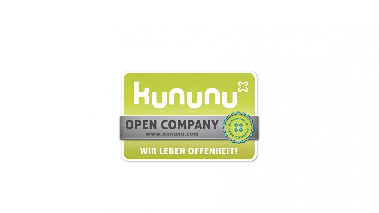 Open Company Seal by kununu